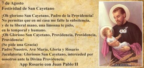 San Cayetano Las Mejores Postales Todo Imágenes