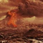 Increíbles imágenes de la primitiva Tierra