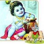 Como celebran Janmashtami los templos?