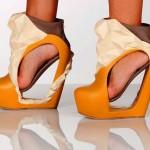 Los Zapatos mas locos que viste
