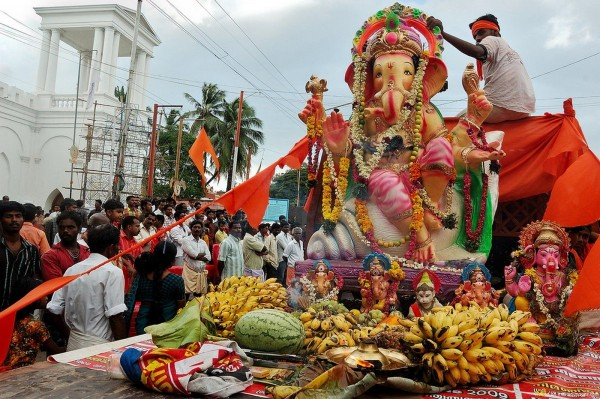 Ganesh-Chaturthi-celebration-in-india