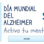 Postales para el mes mundial del Alzheimer
