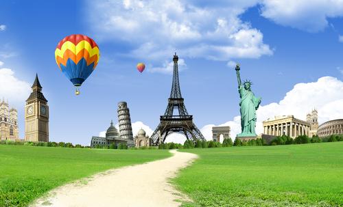 Turismo-mundial