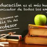 Día del profesor – 17 de septiembre