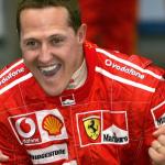 Postales originales de Michael Schumacher