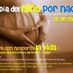 Importancia del día del niño por nacer