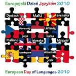 Postales e imagen del Dia Europeo de las Lenguas