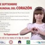 Imagenes y postales del DIa Mundial del Corazon