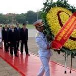 Postales para el Dia de la Independencia de Vietnam