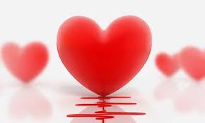 Tarjetas de amor con imagenes de rosas y corazones