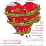 Tarjetas super coloridas para el DIa Mundial del Corazon