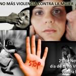 Postales para facebook – No a la violencia