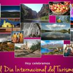 Imagenes de turistas por el mundo