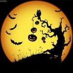 Postales gratuitas para descargar en Halloween