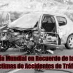 SItio web del Día mundial de las actividades de conmemoración de las personas fallecidas en accidentes de tránsito
