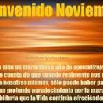 Imagenes postales – Bienvenido Noviembre