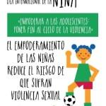 Postales con frases para el Dia Internacional de la Niña