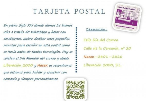 tarjeta-carmen-ruiz-dia-mundial-correo-postal-nacex-liberacion2000-recortada