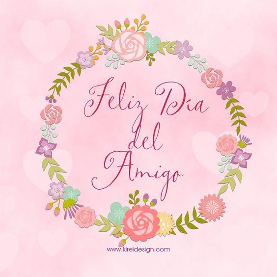 ba4ce75968dc3 Bellas flores para regalar a tus amigas y desearles un feliz día.