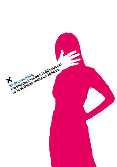 Violencia-contra-la-Mujer-cartel-de-jose-maria-quiros-espigares