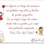 Postales para desear un Feliz Día Universal del Niño ¡Feliz Día del Niño!