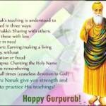 El cumpleaños de Guru Nanak