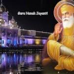 Postales con frases para Gurunanak Jayanti