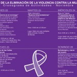 Postales con frases conmovedoras acerca de la violencia