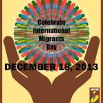 En que fecha se celebra el Dia del Migrante y por que?