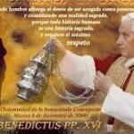 Postales de la Inmaculada Concepcion