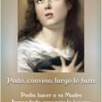 Frases para compartir en el Dia de la Inmaculada Concepcion