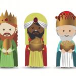 Fondos de escritorio para el Dia de Reyes