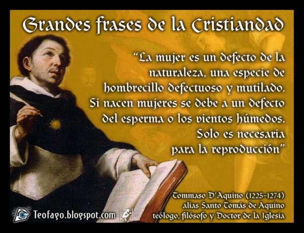 Postales Con Frases De Tomas De Aquino Todo Imágenes
