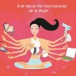 8 de marzo – Dia Internacional de la Mujer