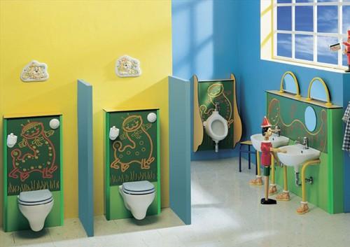 bañosniños