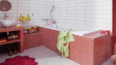 Hermosas ideas para decorar el cuarto de baño de los niños de la ...
