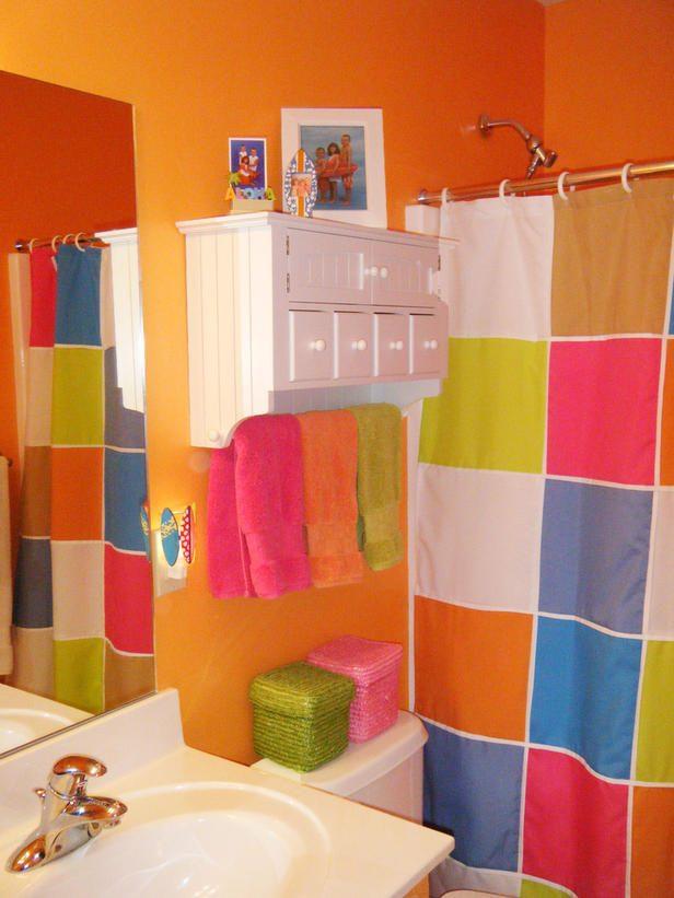 Hermosas ideas para decorar el cuarto de ba o de los ni os for Cosas para decorar el bano