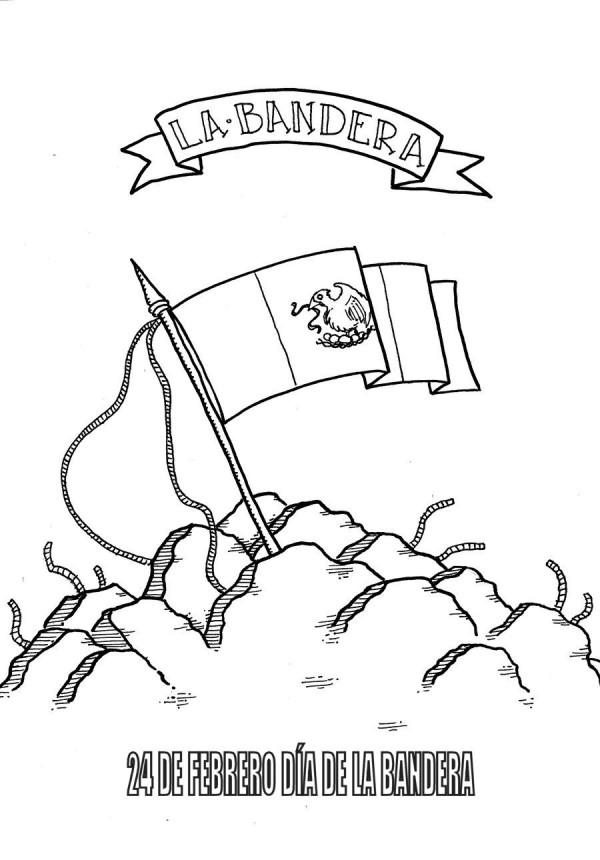 Imágenes del Día de la Bandera de México para compartir – Todo imágenes