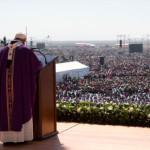 Misa del Papa Francisco den Ecatepec – México – Imágenes para compartir