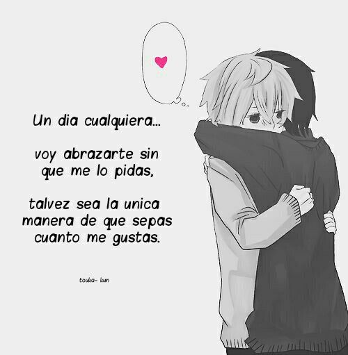 Frasesamor Enamorados Imagenes De Anime De Amor Sin Frases