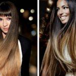 Imágenes de cortes de pelo para cabello largo tendencia 2016