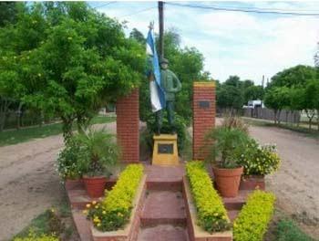 malvinasmonumentoCTES San Miguel - Corrientes