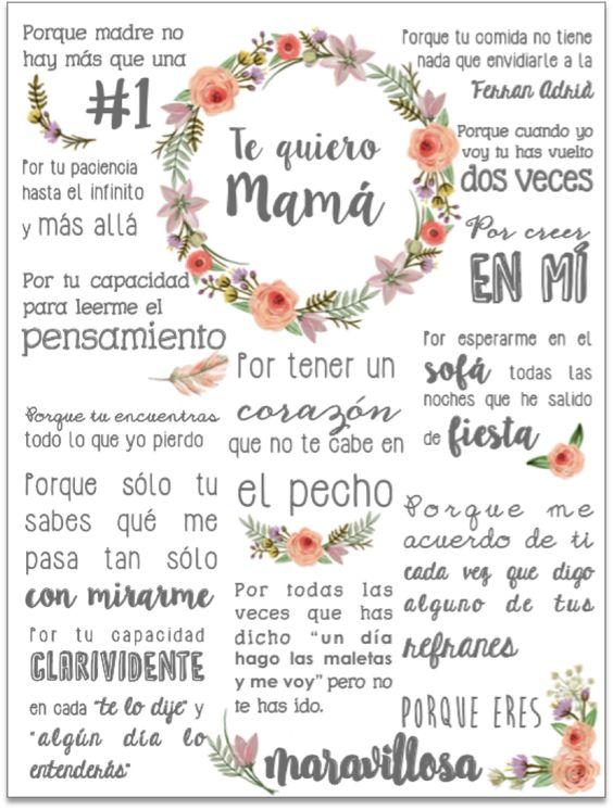 Todo Imagenes Postales Dia De La Madre Tarjetas Para Descargar