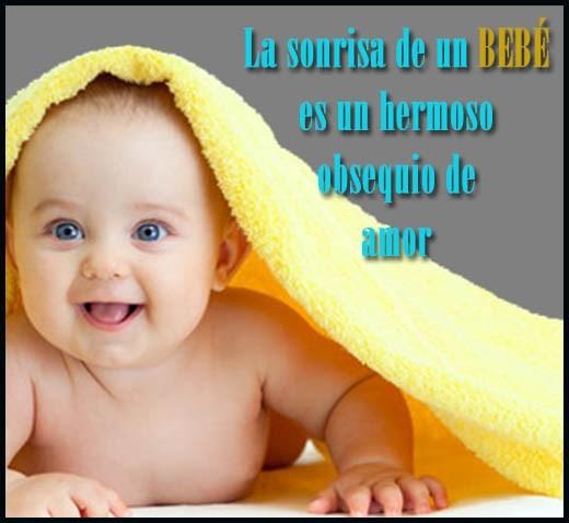 Imagenes Hermosas De Tiernos Bebes Con Frases De Amor De Buenos
