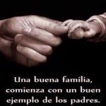 Imágenes con frases y mensajes sobre la familia para reflexionar