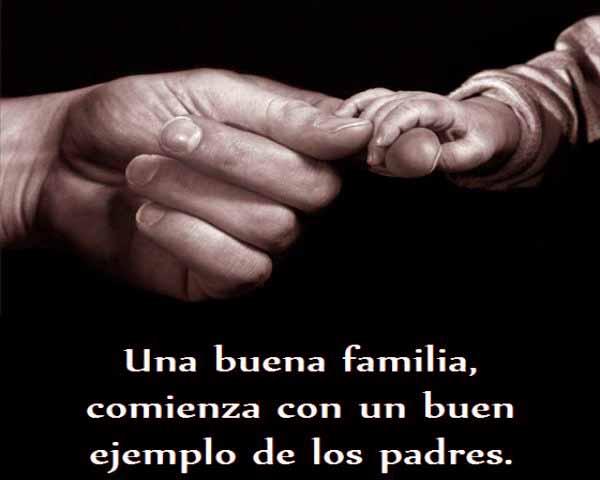 Imágenes Con Frases Y Mensajes Sobre La Familia Para