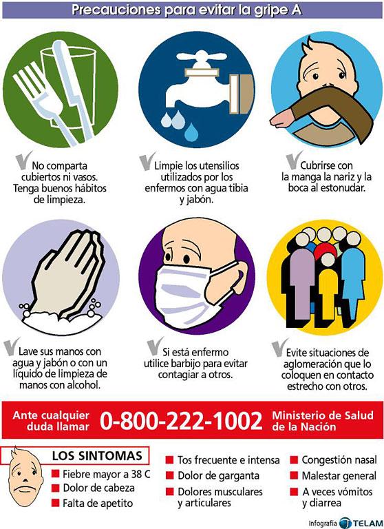 gripeinfoprecauciones