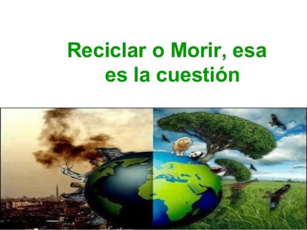 Día Internacional Del Reciclaje Reciclar Es Vida