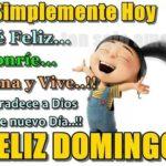 Las mejores postales con frases de Felíz Domingo para compartir en familia