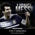 Felíz Cumple Leo Messi – Imágenes para compartir en Facebook